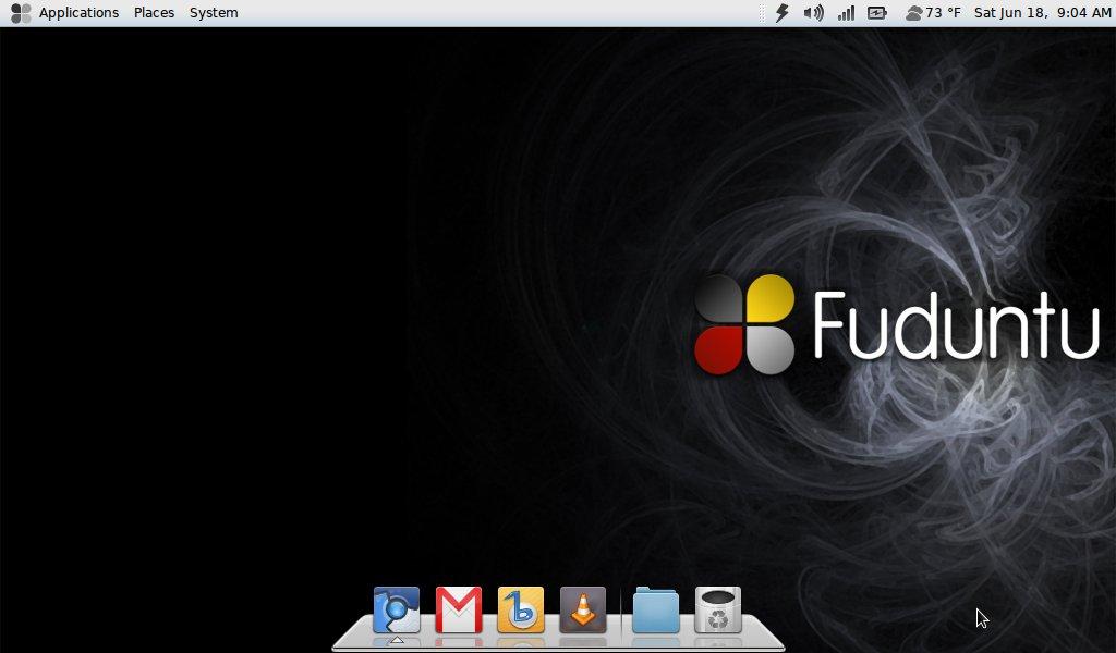 fuduntu-desktop