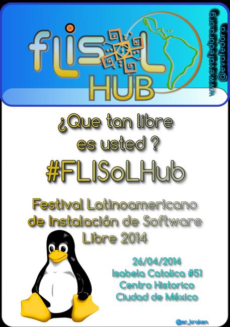 FlisolHub003