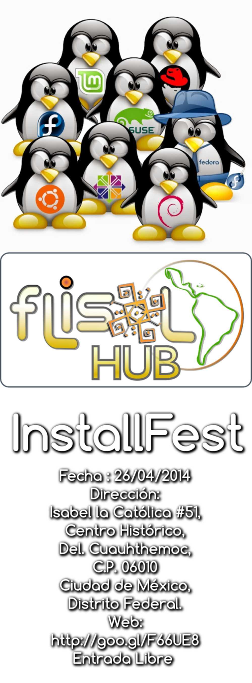 Installfest_FLISoLHUb0
