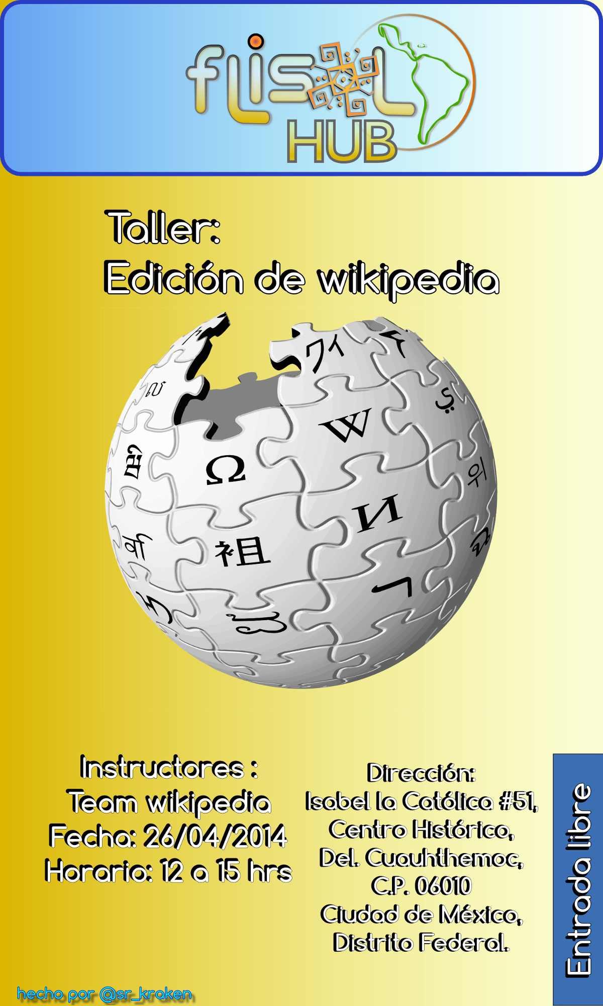 wiki_flisolHub