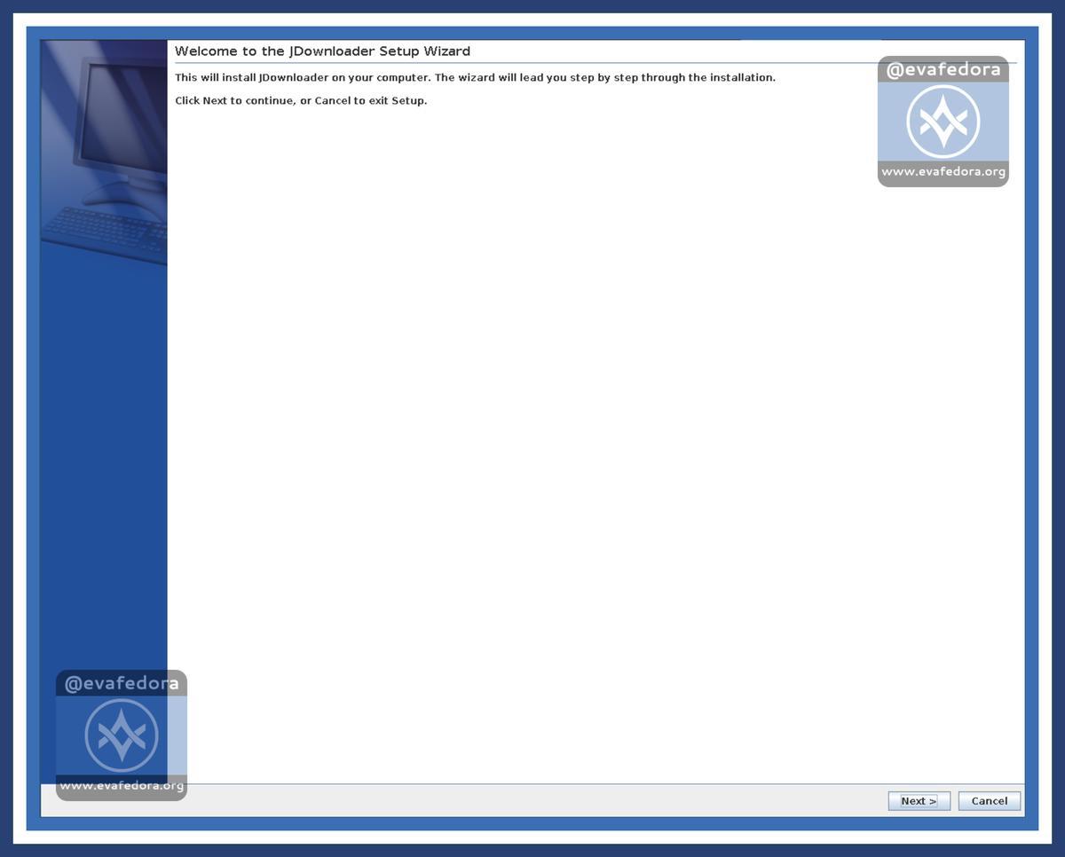 Instala Jdownloader 2 en Fedora | Eva Fedora